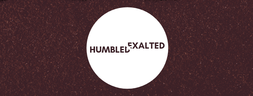 Humbled/Exalted Easter Logo